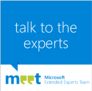 Meet Microsoft Experts Team